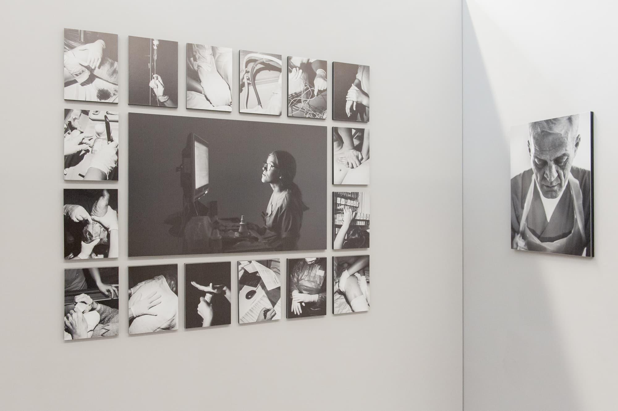 Nicht muede werden — Exhibition at Galerie fuer Fotografie Hannover, Germany